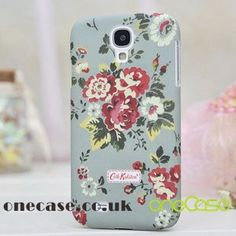 Adorn your Samsung Galaxy S4 with our Cath Kidston case for Samsung Galaxy S4 and keep it safe from anything nasty in this hardwearing Cath Kidston case. It came with a smooth surface and can protect your new Samsung Galaxy S4 very well. The pretty design will make it easy to spot in your handbag and save you from missing any of those important calls!.