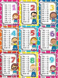 Education Discover Using Math Games to Enhance Learning Math Games Math Activities Math Multiplication Grade Math Math For Kids Math Worksheets Elementary Math Math Lessons Kids Education Preschool Learning, Teaching Math, Preschool Charts, Math Games, Math Activities, Kids Math Worksheets, Math Multiplication, Math Math, 3rd Grade Math