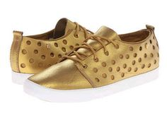 Volcom Gold Sneakers, $31.99