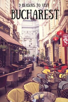 Why Bucharest, Romania is the perfect city for a European break on a budget. Delicious food, safety, and where to stay! Europe Travel Guide, Europe Destinations, Travel Guides, Budget Travel, European Breaks, Visit Romania, Romania Travel, Bucharest Romania, Roadtrip