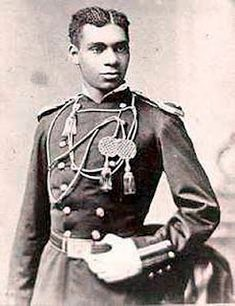 West Point Academy's first African American graduate - plus a whole lot more revealed in the book -  Henry Flipper