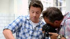 Food Photography Masterclass with Jamie Oliver - BTS with Jamie Oliver and his photographer