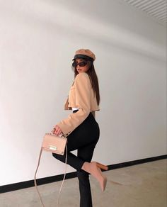 Boujee Outfits, Girly Outfits, Cute Casual Outfits, Stylish Outfits, Winter Fashion Outfits, Spring Outfits, Style Feminin, Elegantes Outfit, Aesthetic Clothes