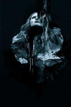 """Sins of Jezebel""   Model: Liliya Polokhova, Photographer: TOMAAS, September 2013"