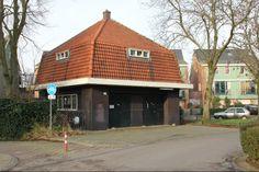 Transformatorhuis #Tuindorp #Oostzaan