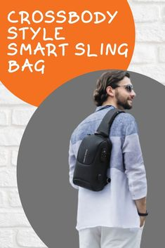 Sling bags are durable, fashionable and simple bags in which you can keep many of your belongings. They are very helpful and useful for your daily activities.
