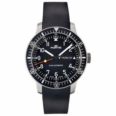 Grey Fox: Fortis watches: built for use in Space - competition