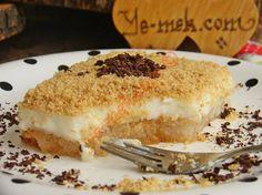 Bisküvili Etimek Tatlısı Göbeğim | Ye-mek | Kolay ve Resimli Nefis Yemek Tarifleri, Türk Mutfağından Değişik ve Pratik Lezzetler