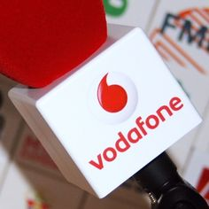 #Mikrofonwürfel #Vodafone #MicFlag