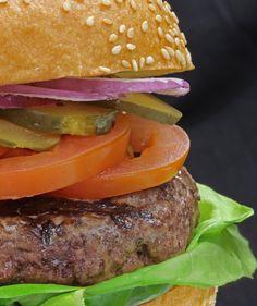 Beretta top sirloin burger at King Edward Hotel in Toronto!