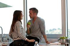 Emma Stone & Ryan Goslin in CRAZY STUPID LOVE