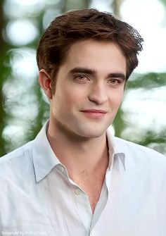 Edward Cullen as Robert Pattinson                                                                                                                                                      More