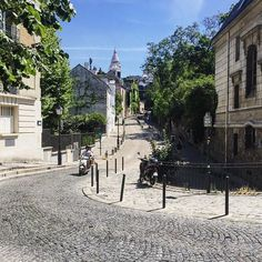 Montmartre. Août 2015.