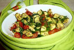 20 isteni köret, ami akár magában is nagyon finom | NOSALTY Parmesan, Zucchini, Kung Pao Chicken, Food Inspiration, Potato Salad, Spices, Potatoes, Yummy Food, Garlic