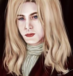Marius de Romanus by yamiblood