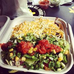 Burritos can come naked too. For those times when you dont want to go with the roll! #nakedburrito @burrito_boyz
