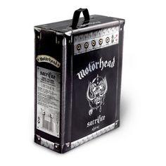 Motörhead Sacrifice Shiraz Red Wine Bag in Box (3L = 4 bottles)