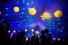 24 Weddings That Really Brought The Wow Factor With Lighting�|�Bridal Guide