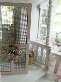 Pink screen door splendor!