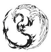 Tribal Dragon Tattoo Designs - Bing Images