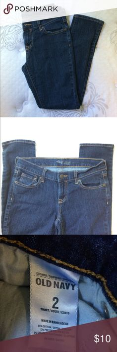 Old navy skinny jeans Old navy skinny jeans size 2 excellent condition Old Navy Jeans Skinny