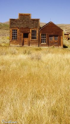 Bodie - ghost town, California