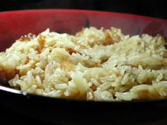 Garlic Butter Rice