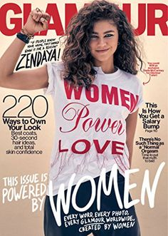 Glamour - Glamour is a magazine that translates style and trends for the real lives of American women. Our award-winning editorial covers the most pressing interests of our 12.4 million readers: from beauty, fashion and health to politics, Hollywood and relationships. We're often optimistic, always inclusi...