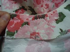 Here's another post for the beginners or semi-beginners out there – all about understitching! I was understitching the facings on the Picnic Dress and paused to take a few photos and write up this quick post. What is understitching? It's a row of stitching, usually seen on the inside edge of a facing, that is …