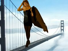 Longchamp, Artworks, Illustration Art, Tote Bag, Design, Fashion, Kunst, Moda, Fashion Styles