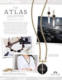 Discover the inspiration behind The Atlas Collection!