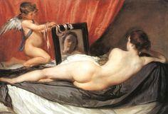 Venus del mirall. (Velàzquez 1651)