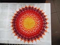 After The Rain ~ color Inspiration ~ free pattern on Crochet A Long (FB)ᛡ
