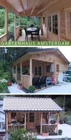 Gartenhaus Amsterdam ISO