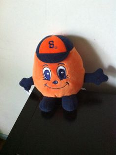 Cute Otto stuffed animal! Love  SU's basketball team