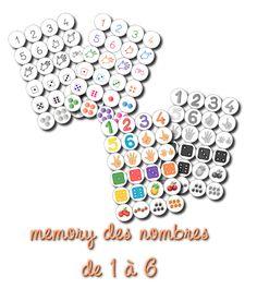 La maternelle de Laurène: Memory !