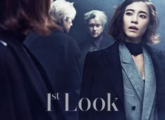 2014.11, 1st Look, Song Chang Eui, Lee Yoon Ji