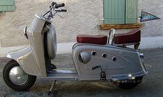 Bernardet Scooters