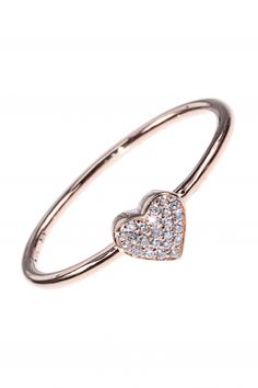 this rose gold #diamond #ring represents the symbol of love I NEWONE-SHOP.COM