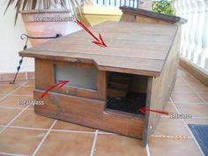 Pet DIY Shelter House Cat