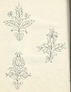 42dff49a7e A(z) Hímzés nevű tábla 53 legjobb képe | Embroidery patterns ...