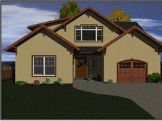 CAD 3-D for home remodel by Larry Golden & 'Golden Visions Design'. More info here:  http://santacruzconstructionguild.us/golden-visions-design