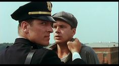 Tim Robbins and Clancy Brown in The Shawshank Redemption Clancy Brown, 1990s Films, Tim Robbins, The Shawshank Redemption, Top Film, Jelly Babies, Morgan Freeman, Movie Poster Art, Detroit Become Human