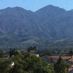 Saddleback Mountain, Mission Viejo, Orange County, California