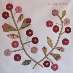Beyond The Cherry Tree - try with wool