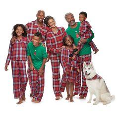 f98a65655c Matching Family Pajamas