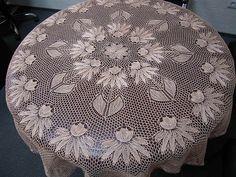 Ravelry: Tablecloth 294/06 pattern by Herbert Niebling