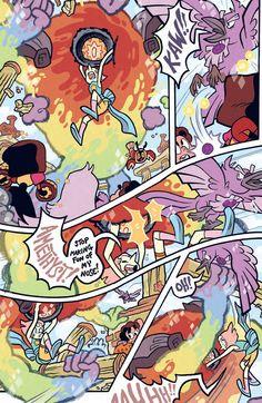 Preview: Steven Universe Vol. 1 TP, Steven Universe Vol. 1 TP Story: Jeremy Sorese Art: Coleman Engle Cover: Bridget Underwood Publisher: BOOM! Studios/KaBOOM! Publication Date:..., #All-Comic #All-ComicPreviews #Boom!Studios #BridgetUnderwood #ColemanEngle #Comics #JeremySorese #kaboom! #Previews #StevenUniverse