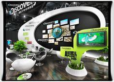 23 on Behance Exhibition Stall Design, Exhibition Display, Exhibition Space, Exhibition Stands, Exhibit Design, Exibition Design, Display Design, Pop Display, Stage Design