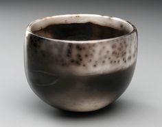 Sawdust fired. Paula Shalan Ceramics